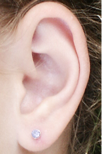 Clinical Aesthetics of Tulsa, Additional Services, Ear Piercing